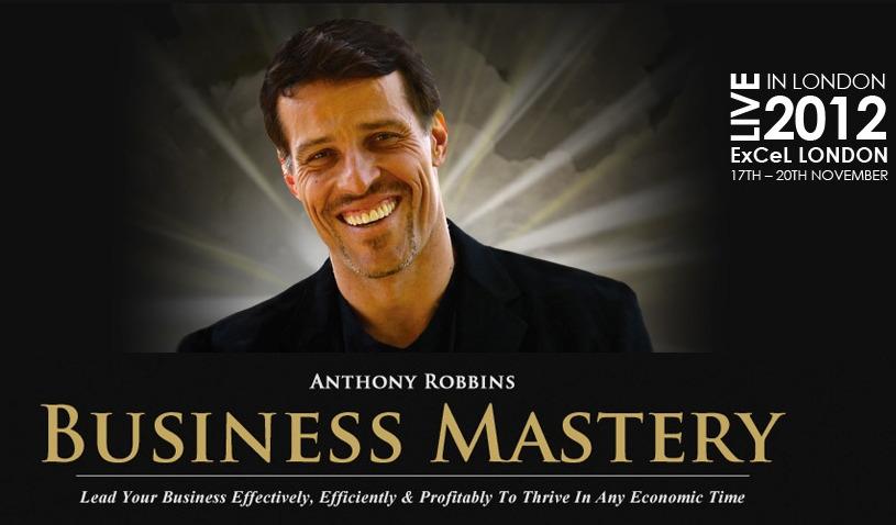 Tony Robbins' Business Mastery