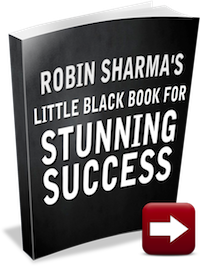Робин Шарма: Little Black Book for Stunning Success