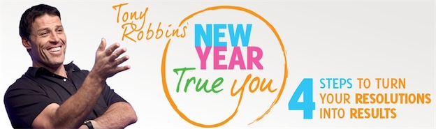 New Year True You with Tony Robbins