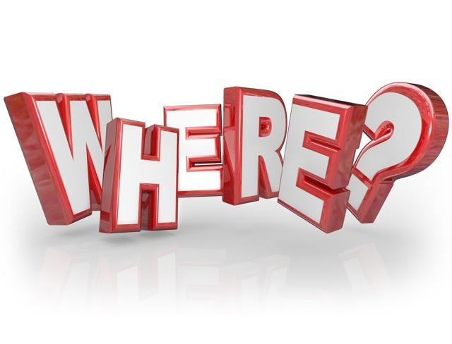 Что сначала: where или when?