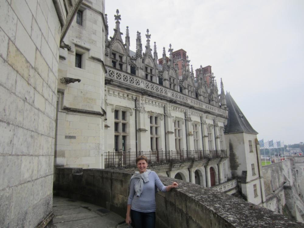 Королевский замок Амбуаз
