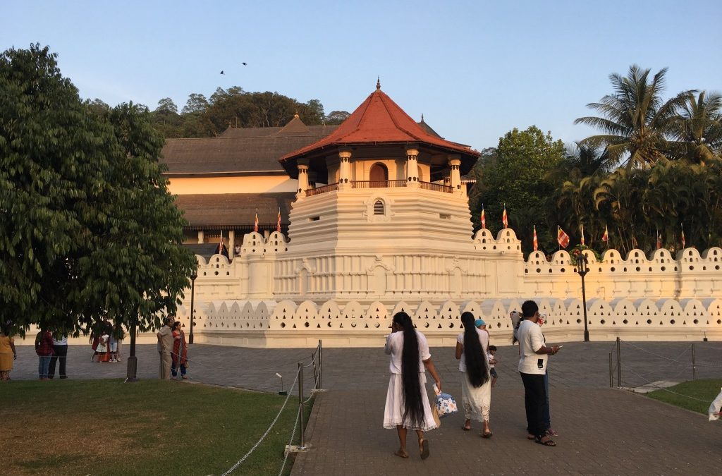 Шри-Ланка. Часть 6. Матале и Храм Зуба Будды в Канди
